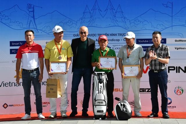 Giải vô địch Golf Trung Niên Quốc Gia 2021 - đam mê không giới hạn độ tuổi - 1