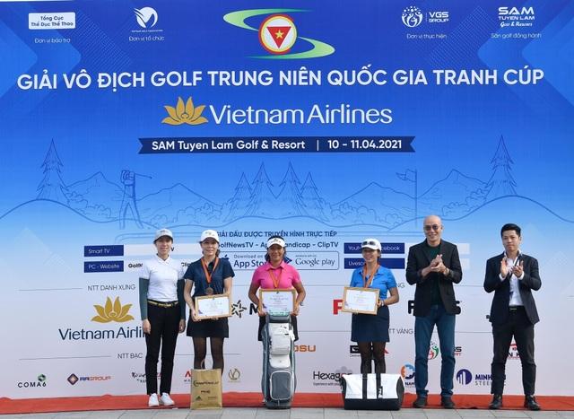 Giải vô địch Golf Trung Niên Quốc Gia 2021 - đam mê không giới hạn độ tuổi - 3