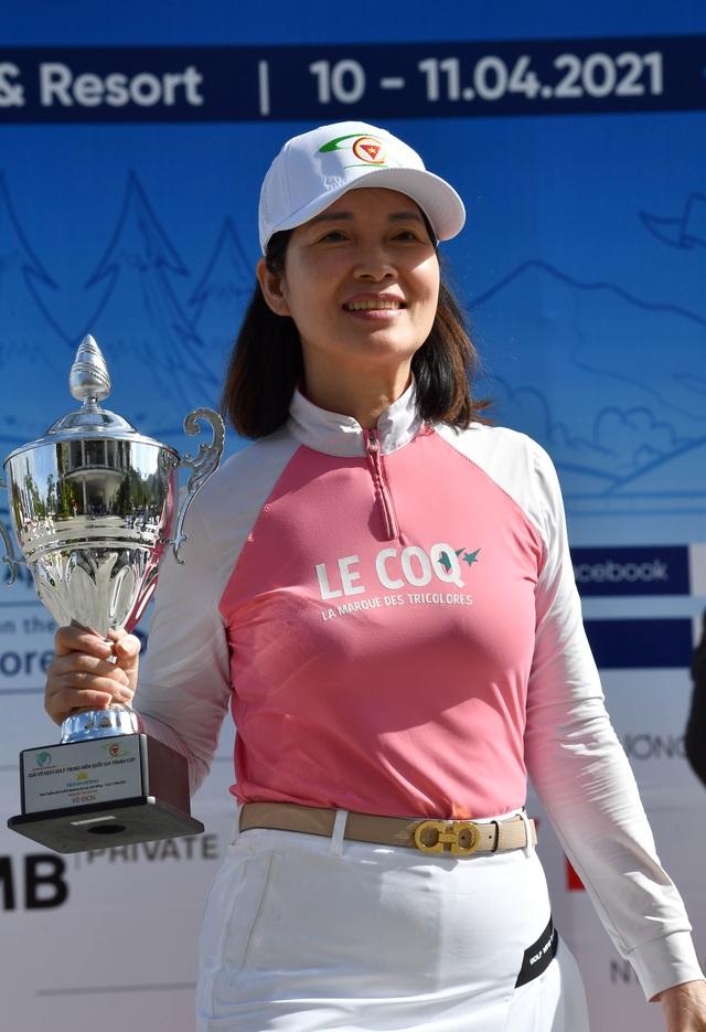 Giải vô địch Golf Trung Niên Quốc Gia 2021 - đam mê không giới hạn độ tuổi - 5