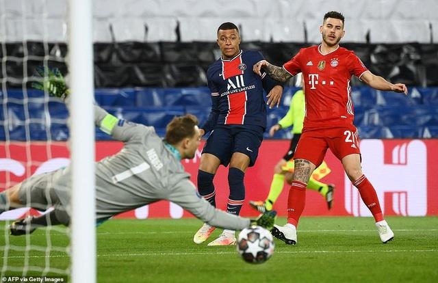 Đánh bại PSG, Bayern Munich vẫn bị loại cay đắng - 2