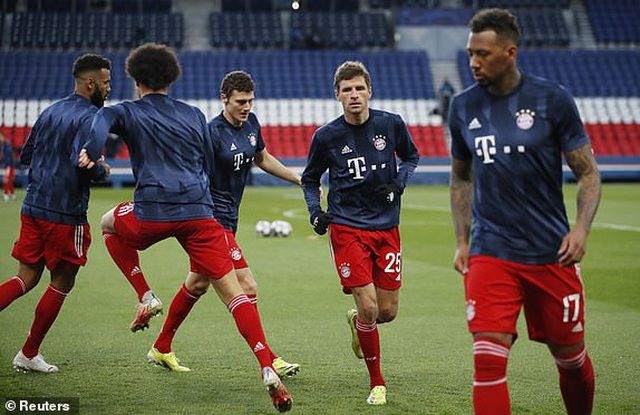 Những khoảnh khắc Bayern Munich trở thành cựu vương Champions League - 2