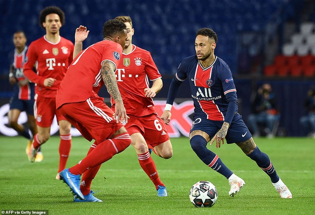 Đánh bại PSG, Bayern Munich vẫn bị loại cay đắng - 1