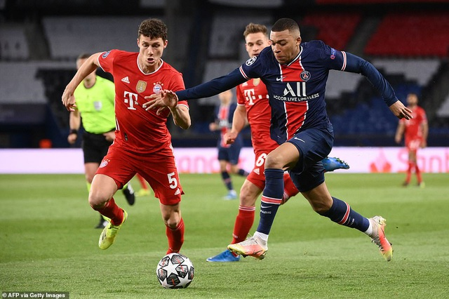 Những khoảnh khắc Bayern Munich trở thành cựu vương Champions League - 5