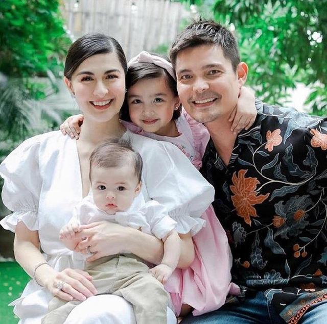 Gia đình sở hữu toàn nhan sắc cực phẩm của mỹ nhân đẹp nhất Philippines - 9