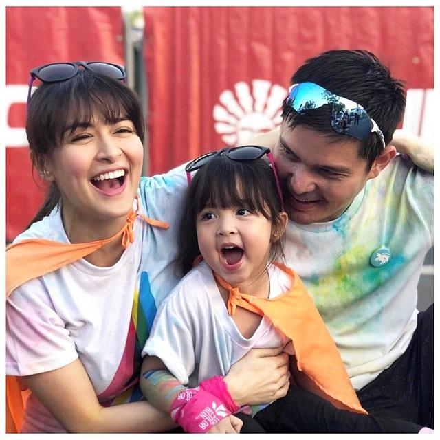 Gia đình sở hữu toàn nhan sắc cực phẩm của mỹ nhân đẹp nhất Philippines - 8