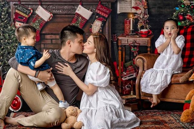 Gia đình sở hữu toàn nhan sắc cực phẩm của mỹ nhân đẹp nhất Philippines - 10