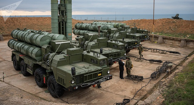 Tính năng giúp Rồng lửa S-400 Nga bắt bài tiêm kích tàng hình Mỹ - 1