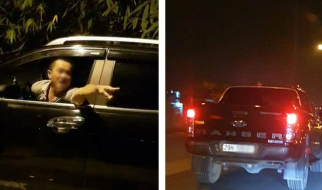 Xin xe quá tải không được, người đàn ông dọa đánh thanh tra giao thông - 1