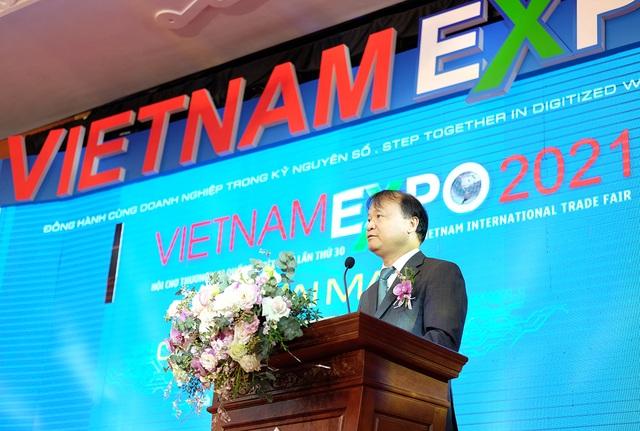 Vietnam Expo 2021 quy tụ hơn 320 DN cùng luận bàn về chuyển đổi số - 2