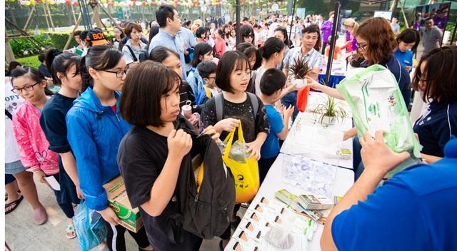 ParkCity Hanoi tổ chức Ngày tái chế xanh bảo vệ môi trường - 3