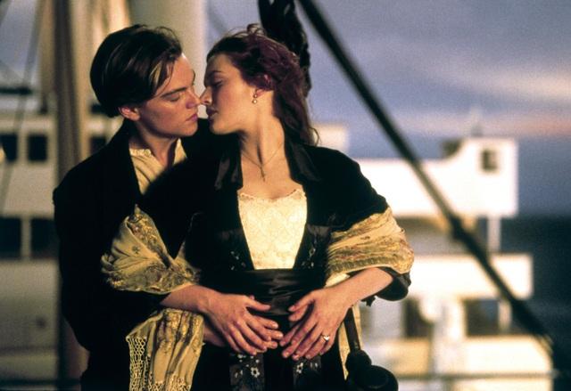 Kate Winslet tiết lộ điều ít biết về cảnh nóng với Leonardo DiCaprio - 3