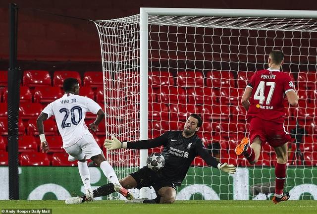 Worldcup888 news: Vượt ải Liverpool, Real Madrid tiến vào bán kết đầy thuyết phục