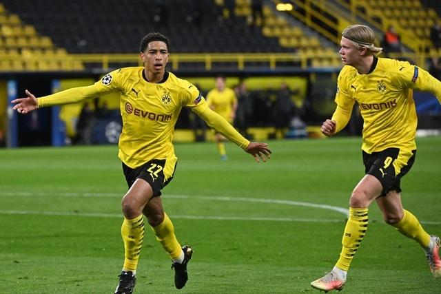 Haaland tàng hình, Man City đánh bại Dortmund tiến vào bán kết - 1