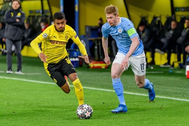 Haaland tàng hình, Man City đánh bại Dortmund tiến vào bán kết - 4