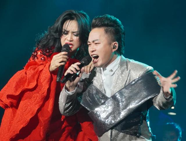 Thanh Lam, Tùng Dương biểu diễn trong đêm nhạc của Đoàn Chuẩn - Phú Quang - 2