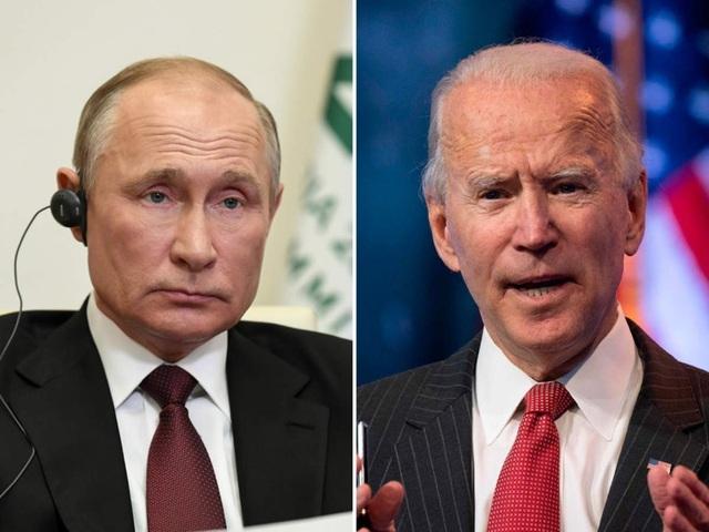 Sau đề xuất thượng đỉnh Biden - Putin, Mỹ chuẩn bị áp đòn trừng phạt Nga - 1