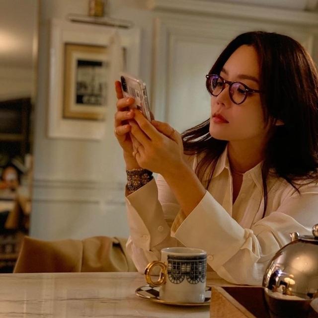 Chae Rim của Tình yêu trong sáng: Phụ nữ đẹp nhất khi không thuộc về ai! - 11