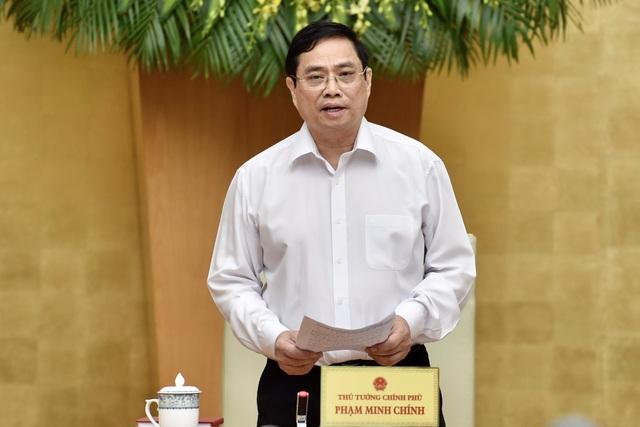 Thủ tướng nêu thông điệp trách nhiệm tại phiên họp của Chính phủ mới - 4