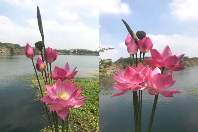 Đất sét đơm hoa kết trái dưới bàn tay khéo léo của 9X Sài Gòn - 3