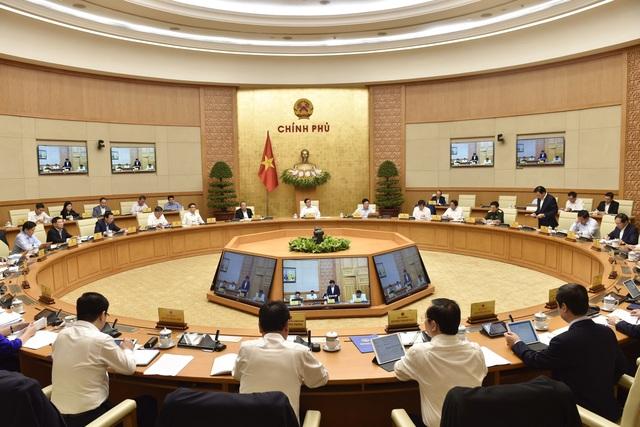 Thủ tướng nêu thông điệp trách nhiệm tại phiên họp của Chính phủ mới - 3
