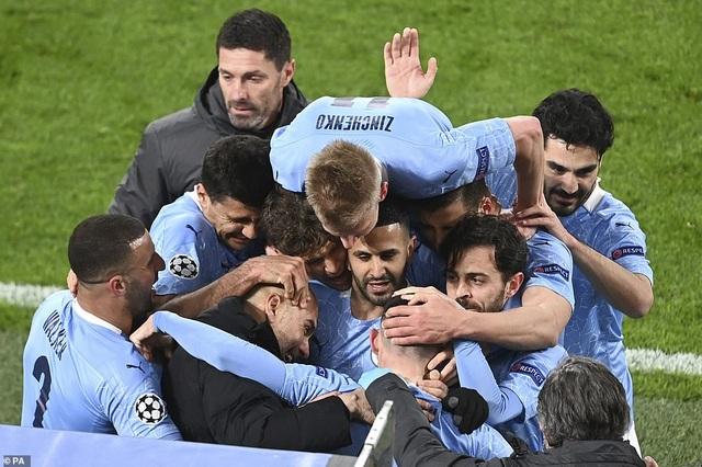 PSG đụng độ Man City, Real Madrid đại chiến Chelsea ở bán kết - 2