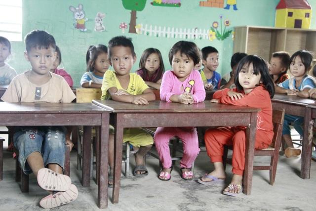 Học sinh huyện nghèo thoát cảnh bỏ học, học tạm bợ nhờ Chương trình 30a - 3