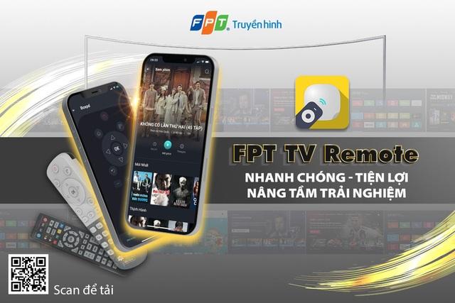 Nâng cấp FPT TV Remote, nâng tầm trải nghiệm số - 1
