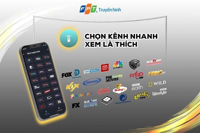 Nâng cấp FPT TV Remote, nâng tầm trải nghiệm số - 4