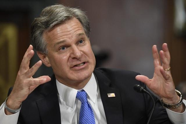 Giám đốc FBI: Mỹ mở 2.000 cuộc điều tra liên quan tới Trung Quốc - 1