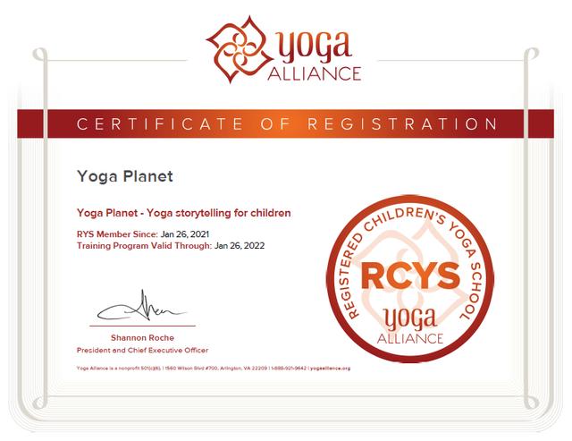 Yoga Planet: Chương trình yoga kể chuyện trẻ em đầu tiên tại Việt Nam - 1