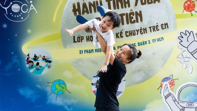 Yoga Planet: Chương trình yoga kể chuyện trẻ em đầu tiên tại Việt Nam - 2