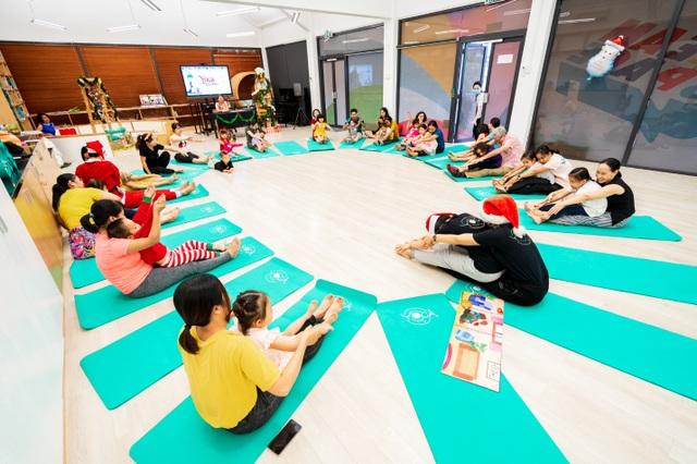 Yoga Planet: Chương trình yoga kể chuyện trẻ em đầu tiên tại Việt Nam - 3