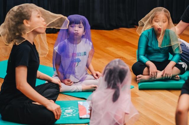 Yoga Planet: Chương trình yoga kể chuyện trẻ em đầu tiên tại Việt Nam - 4