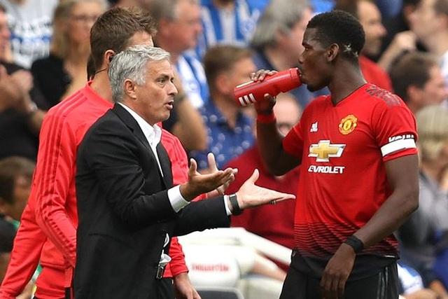 Chưa quên thù xưa, Pogba chỉ trích thậm tệ HLV Mourinho - 1