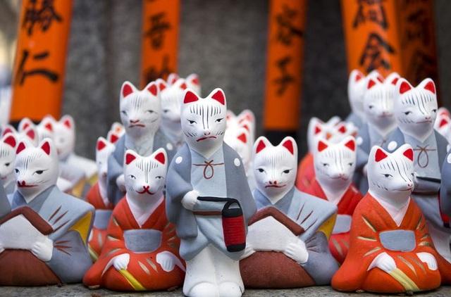 Cáo Inari - Linh vật thiêng đầy mê hoặc của xứ Phù Tang - 6