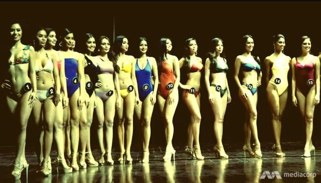 Những cuộc ngã giá, những buổi tiếp khách khi đi thi... Hoa hậu - 2