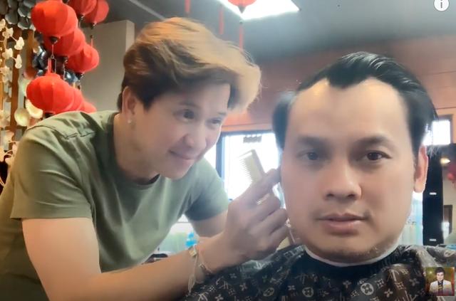 Vân Trường- Lãng tử Chân tình sống độc thân, làm thợ cắt tóc tại Mỹ - 4