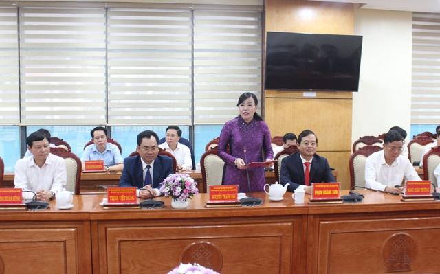 Thái Nguyên: Trao quyết định thành lập 3 cụm công nghiệp, thu hút đầu tư - 1