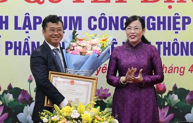 Thái Nguyên: Trao quyết định thành lập 3 cụm công nghiệp, thu hút đầu tư - 2