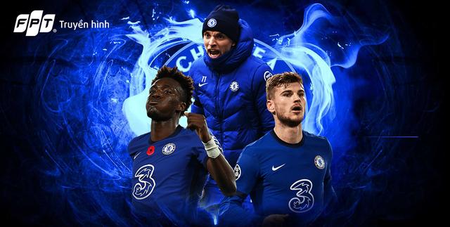 Bán kết FA Cup 2020/21: Chelsea - Manchester City, trận chung kết sớm của những bậc thầy chiến thuật - 1