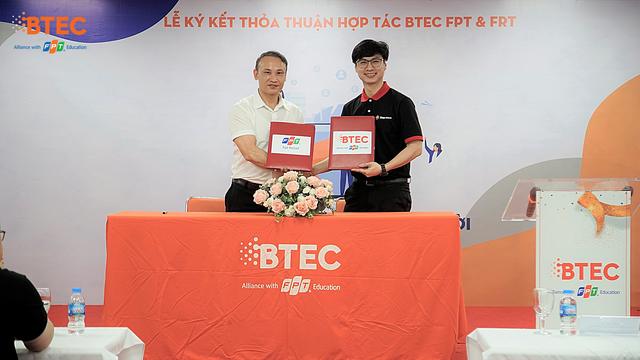 BTEC FPT mở rộng cơ hội việc làm cho SV ngay tại sân nhà - 2