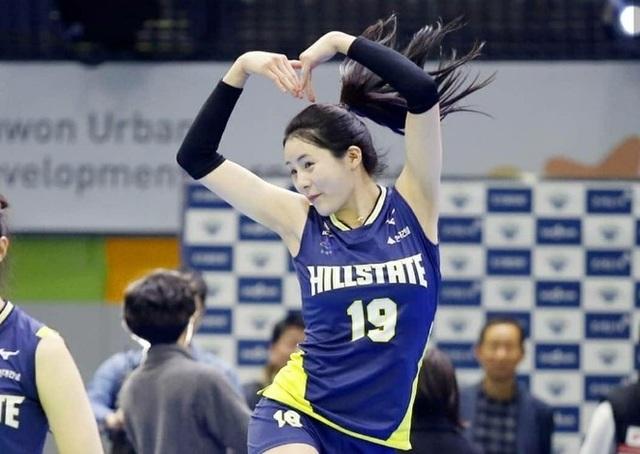 Vẻ đẹp quyến rũ của những thiên thần bóng chuyền châu Á - 8