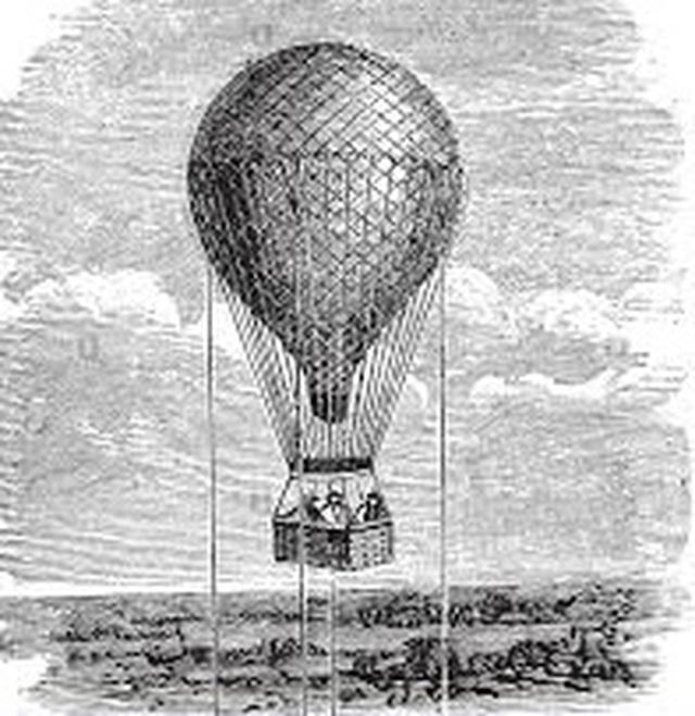 Khinh khí cầu, vũ khí đặc biệt của người Pháp khi xâm lược nước ta - 2
