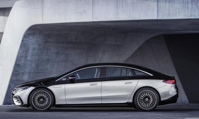 Xe chạy điện hạng sang Mercedes-Benz EQS trình làng với thiết kế ấn tượng - 5