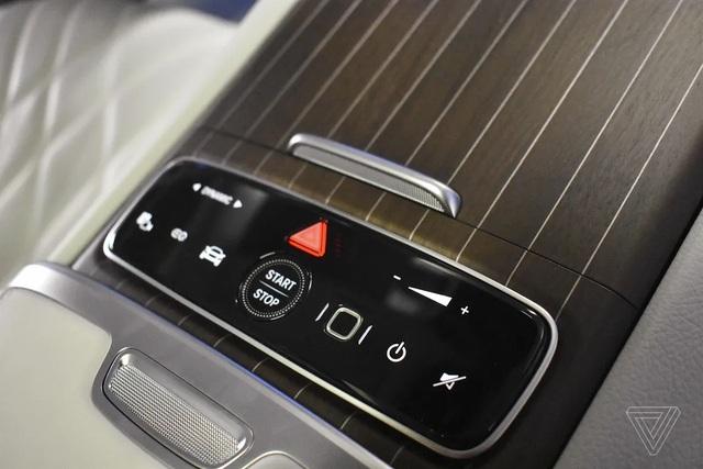 Xe chạy điện hạng sang Mercedes-Benz EQS trình làng với thiết kế ấn tượng - 7
