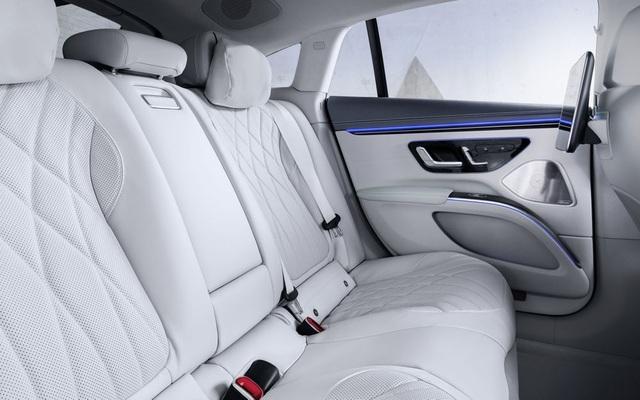 Xe chạy điện hạng sang Mercedes-Benz EQS trình làng với thiết kế ấn tượng - 9