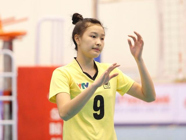 Vẻ đẹp quyến rũ của những thiên thần bóng chuyền châu Á - 17