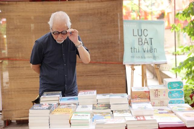 Khai mạc phiên chợ sách Một nét văn hóa Hà Nội - 4