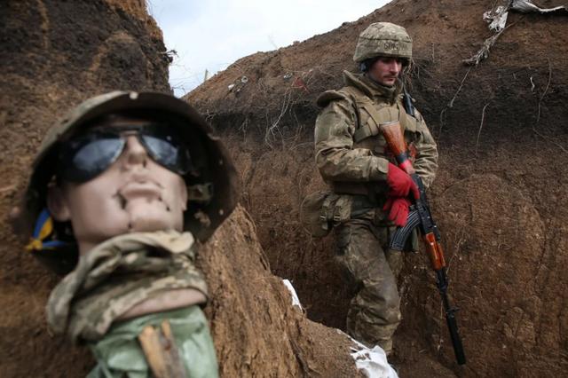 Tướng Mỹ nhận định về khả năng xung đột giữa Ukraine và Nga - 2