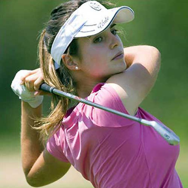 Những nữ golf thủ xinh đẹp nhất thế giới - 6
